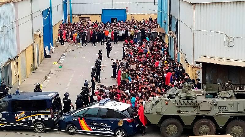 Las mañanas de RNE con Íñigo Alfonso - Qué está pasando entre España y Marruecos - Escuchar ahora