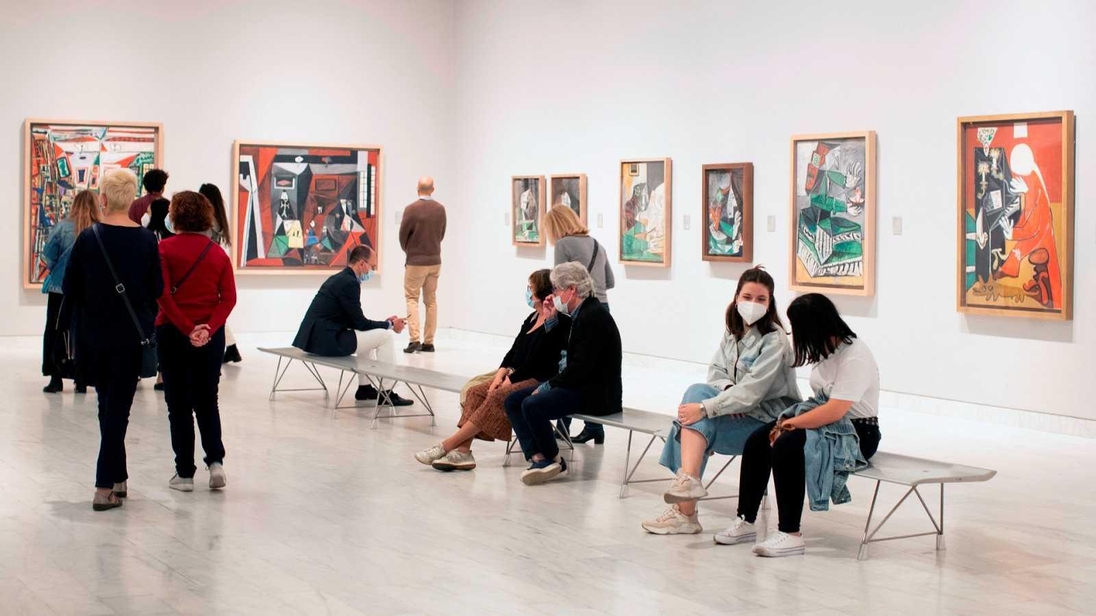 Las mañanas de RNE con Íñigo Alfonso - Los museos se reinventan y olvidan los eventos masivos - Escuchar ahora