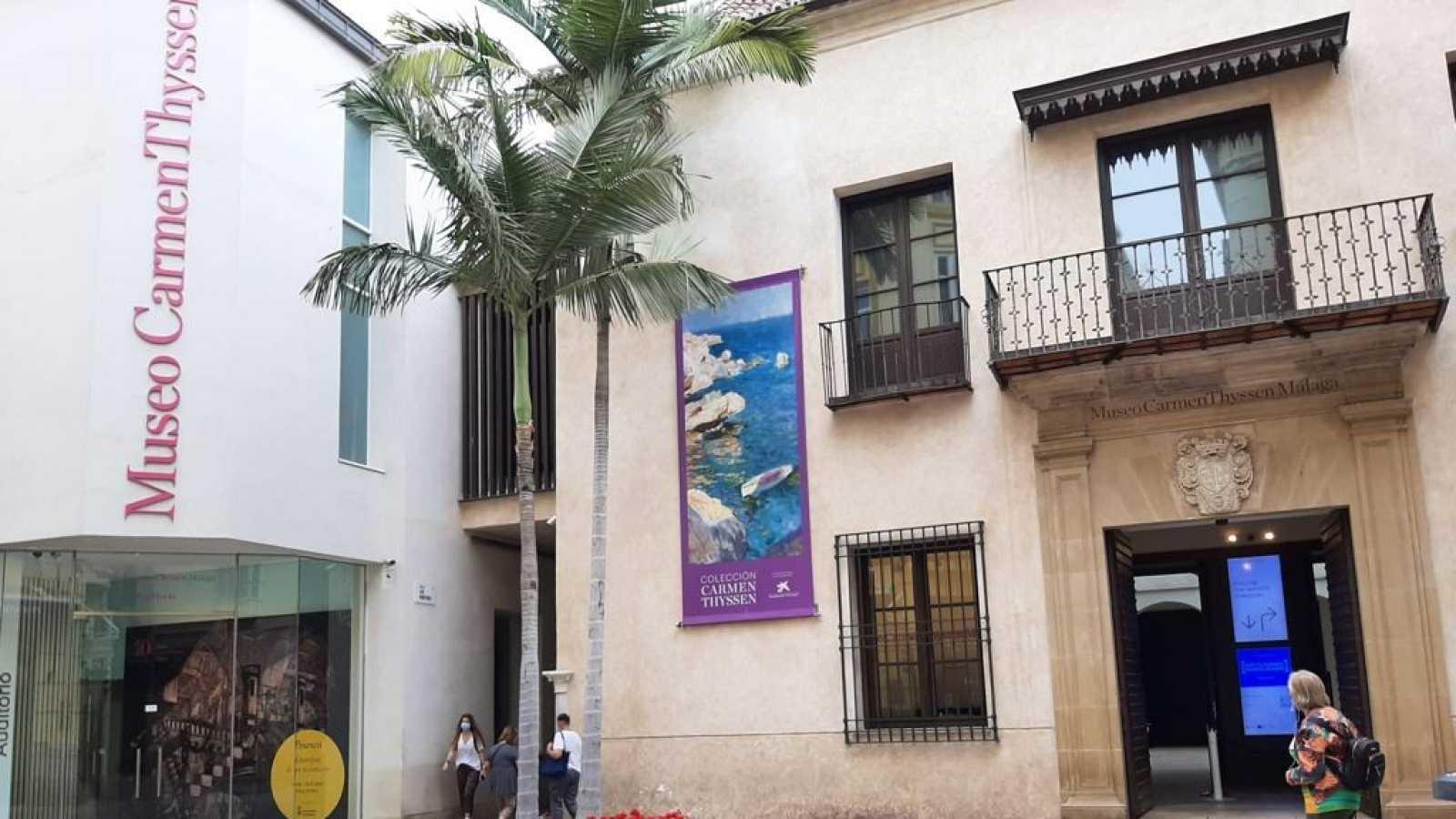 Más cerca - Málaga se vuelca con el  Día Internacional de los Museos - Escuchar ahora