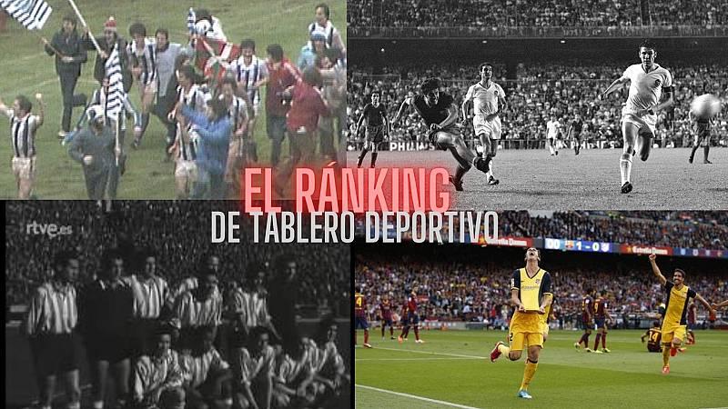 Tablero deportivo - Ránking: los finales de Liga más emocionantes de la historia - Escuchar ahora