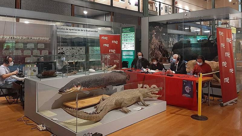 Por tres razones - El museo que pone en contacto a investigadores y visitantes - 18/05/2021 - Escuchar ahora