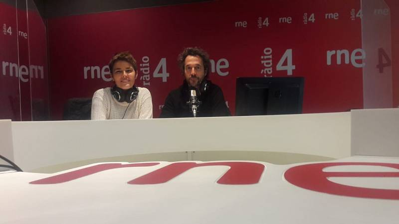 Hoy empieza todo con Marta Echeverría - Origen de la vida, tiempo suspendido y Françoise Sagan - 19/05/21 - escuchar ahora