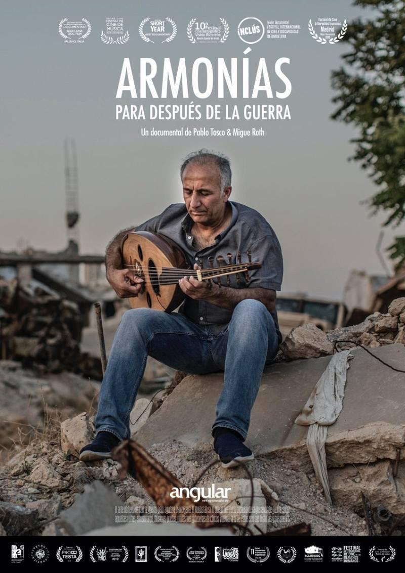 "Entrevista Gani Mirzo: ""Las guerras se acaban, pero la música sigue"" - escuchar ahora"