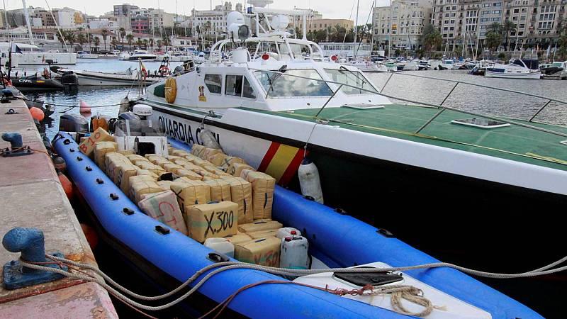 24 horas - La lucha contra el narcotráfico en el Campo de Gibraltar - Esacuchar ahora