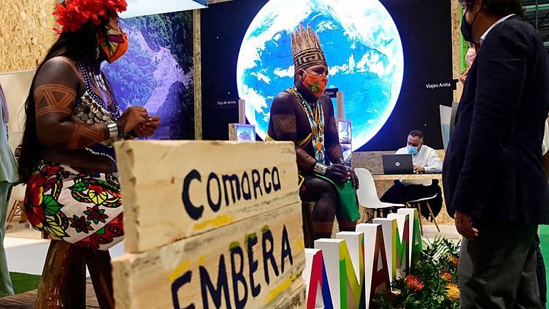 Hora América - Centroamérica en Fitur 2021: Honduras, Guatemala, Panamá y CATA - 20/05/21 - escuchar ahora
