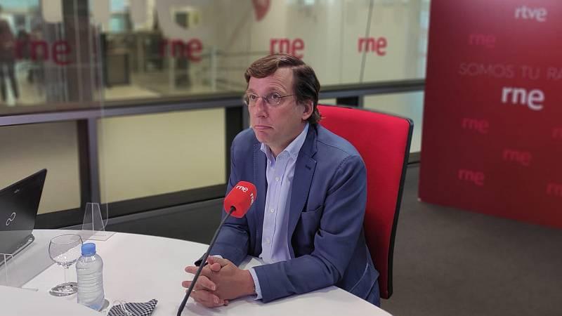 """Las mañanas de RNE con Íñigo Alfonso - Almeida cree que la acogida al líder del Polisario fue una """"operación chapucera"""" y acusa al Gobierno de no anticiparse a las represalias de Marruecos - Escuchar ahora"""