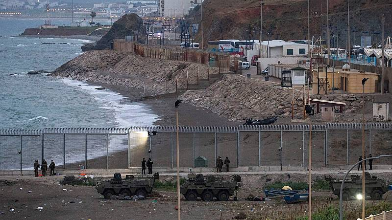 Las mañanas de RNE con Íñigo Alfonso - La crisis provocada por la pandemia o la emigración como solución: claves para entender la tensión diplomática con Marruecos - Escuchar ahora