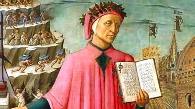 Dante Alighieri, 700 años de La Divina Comedia