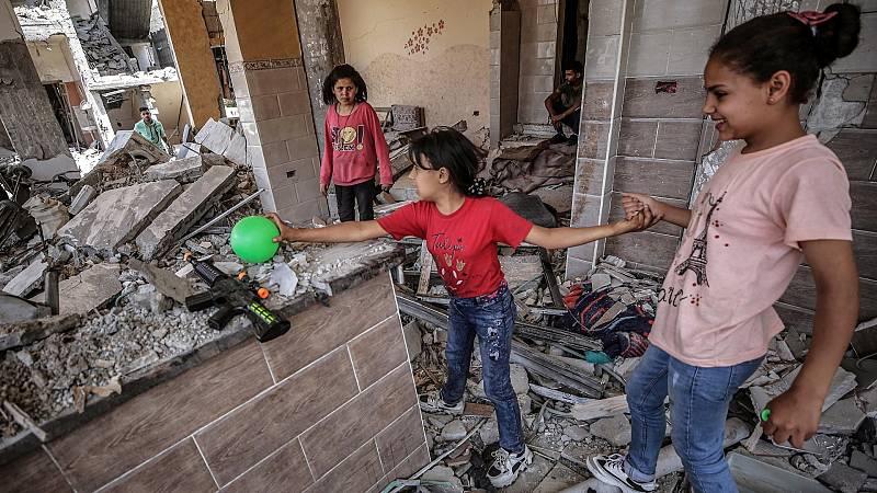 Cinco Continentes - En Gaza, daños considerables y difícil acceso al agua - Escuchar ahora