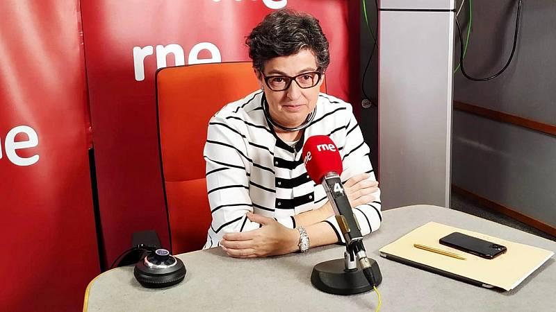 No es un día cualquiera - Arancha González Laya, ministra de Exteriores - Mano a Mano - 23/05/21 - Escuchar ahora