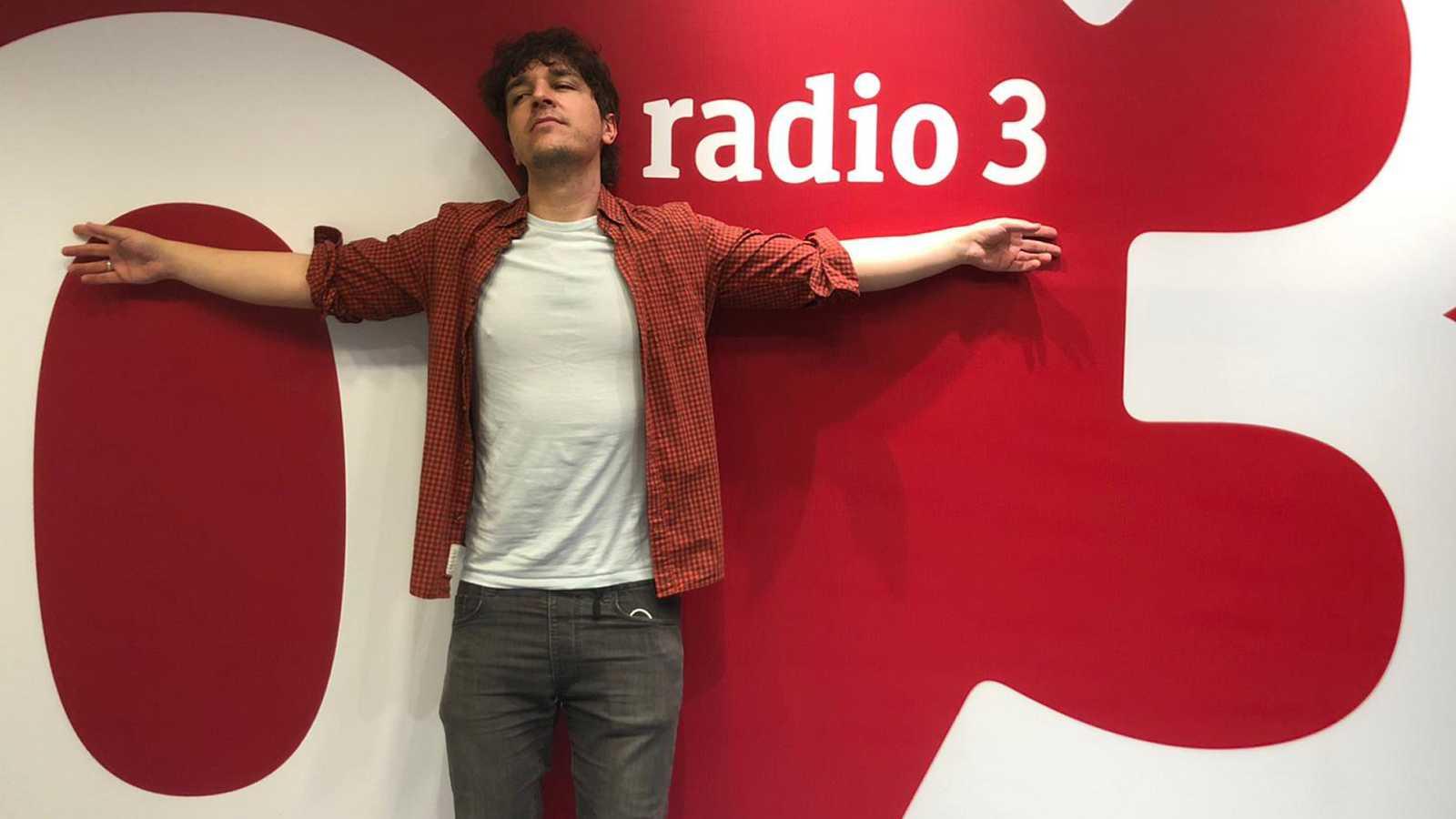 En Radio 3 - Luís Álvaro - 29/05/21 - escuchar ahora