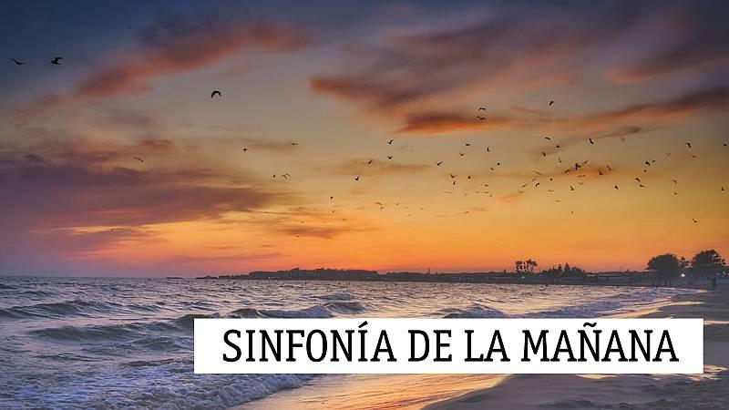 Sinfonía de la mañana - Homenaje a Cristóbal Halffter - 24/05/21 - Escuchar ahora