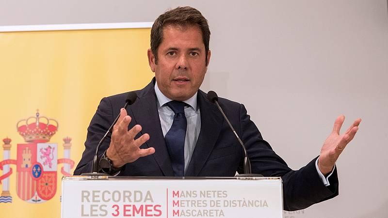"""Las mañanas de RNE con Íñigo Alfonso - Los empresarios confían en desencallar la negociación de los ERTE: """"No es el momento de retirar los pocos estímulos que tenemos. No estamos recuperados"""" - Escuchar ahora"""