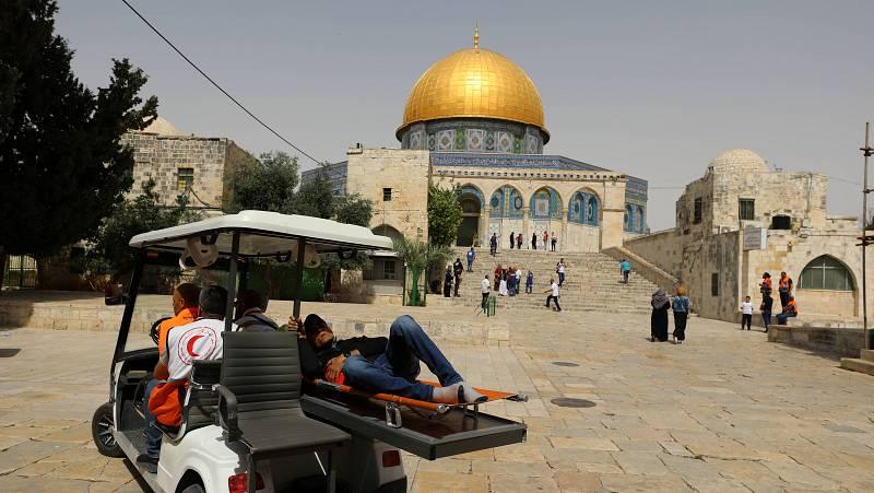 24 horas - ¿Qué opinan los palestinos e israelíes del conflicto que les enfrenta? - Escuchar ahora