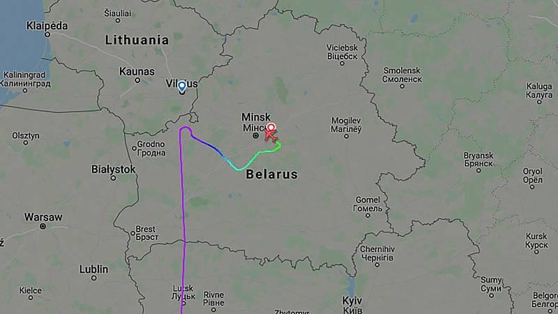 Cinco continentes - Secuestro avión Minsk: «un hecho absolutamente grave» - Escuchar ahora
