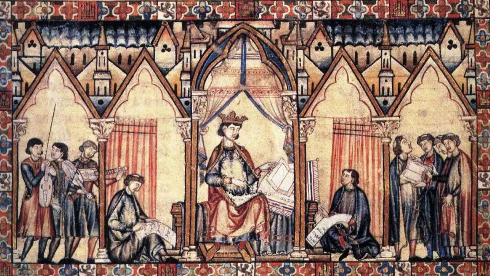 Música antigua - Alfonso X el Sabio (y III) - 25/05/21 - escuchar ahora