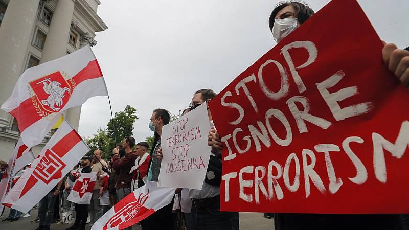 Europa abierta - La contundente y por una vez rápida respuesta de la UE a Bielorrusia - escuchar ahora