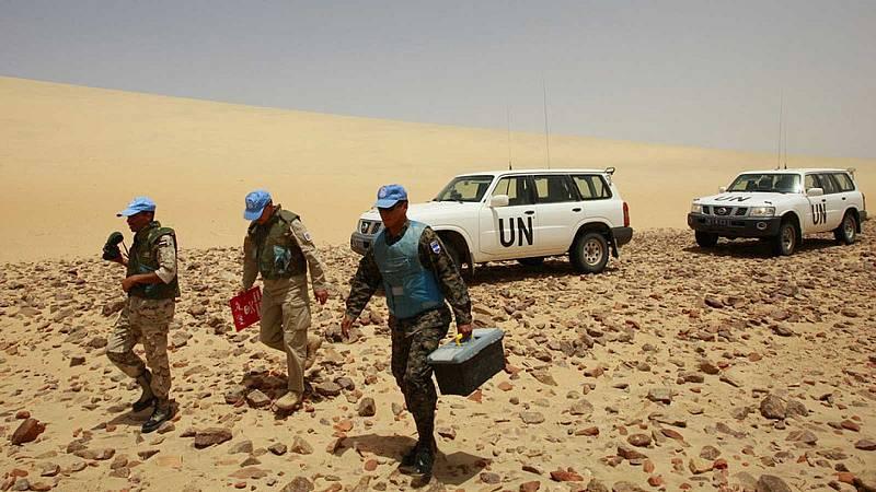 Reportajes 5 Continentes - El Sáhara Occidental, un rompecabezas para Naciones Unidas - Escuchar ahora
