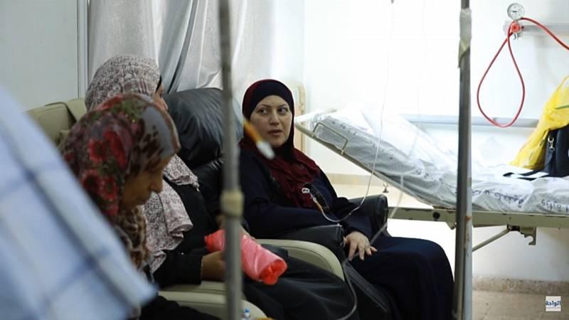 """Por tres razones - """"Condenadas en Gaza"""": las pacientes oncológicas palestinas - 26/05/21 - escuchar ahora"""