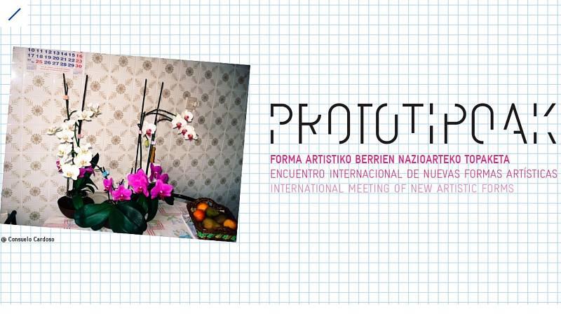 La sala - Prototipoak. Bienal Internacional de Nuevas Formas Artísticas en Bilbao - 27/05/21 - Escuchar ahora