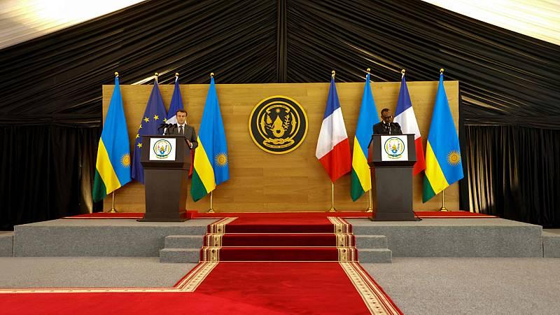 Cinco continentes - Ruanda: Francia admite su «responsabilidad» en el genocidio - Escuchar ahora