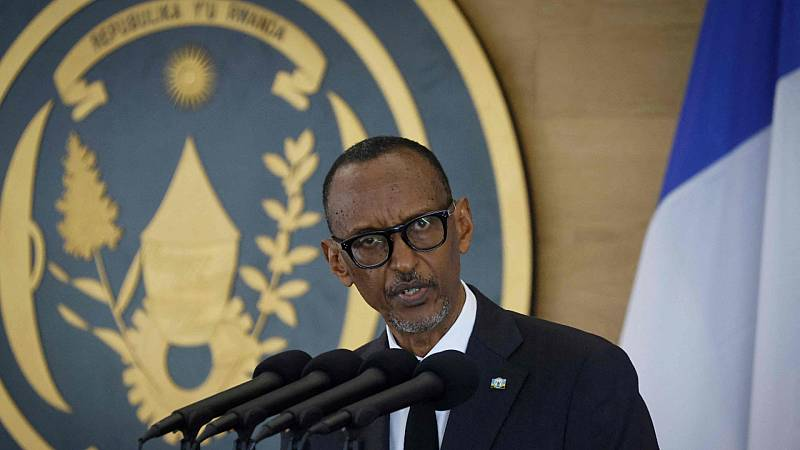 Cinco continentes - Ruanda: «una debilidad por parte de Francia» - Escuchar ahora