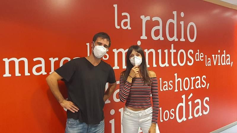 La sala - Trashumantes: Zaira Montes y Elías González en Florencia - 29/05/21 - Escuchar ahora