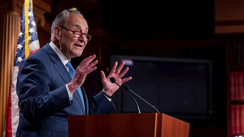 14 horas Fin de Semana - Senadores republicanos bloquean la apertura de una comisión para investigar el asalto al Capitolio - Escuchar ahora