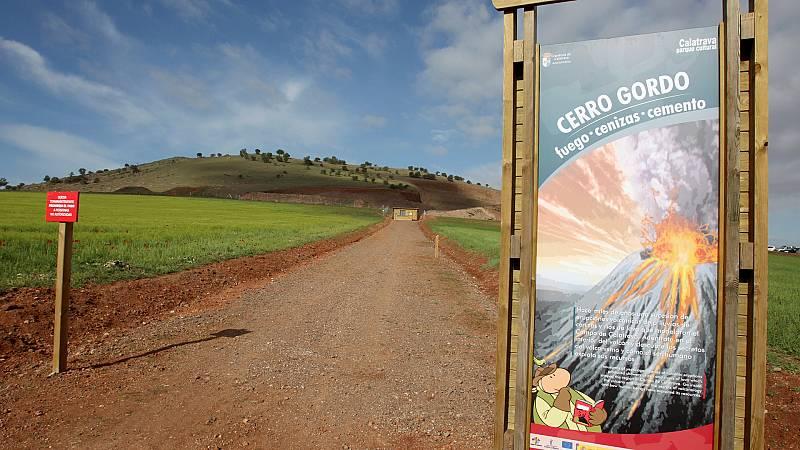 España a las 8 Fin de Semana - Foco España: El Geoparque 'Volcanes de Calatrava. Ciudad Real' para poner en valor sus valores geológicos - Escuchar ahora