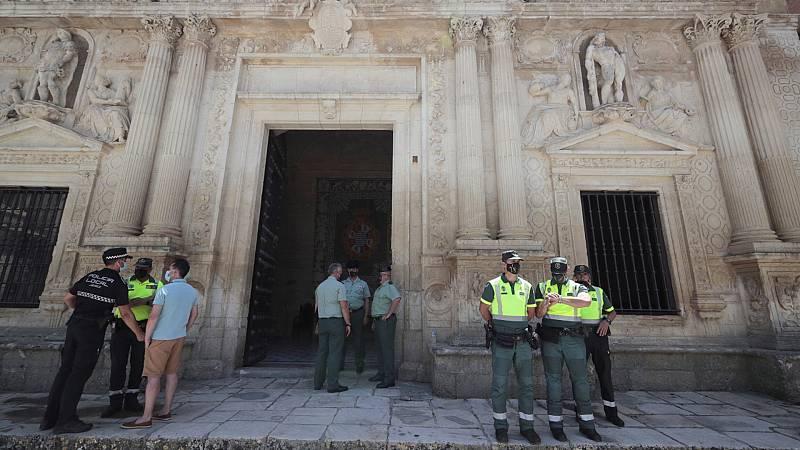 Crónica de Andalucía - Jerez acoge hoy el funeral del Guardia Civil atropellado - Escuchar ahora