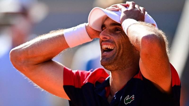 """Tablero deportivo - Pablo Andújar: """"Es algo que nunca voy a olvidar"""" - Escuchar ahora"""