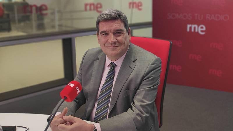 Las mañanas de RNE con Íñigo Alfonso - Escrivá adelanta que en mayo se han creado más de 200.000 empleos - Escuchar ahora