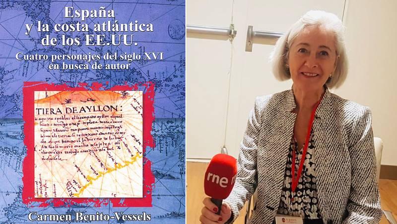 Un idioma sin fronteras - Carmen Benito Vessels, el poder de la palabra - 29/05/21 - escuchar ahora