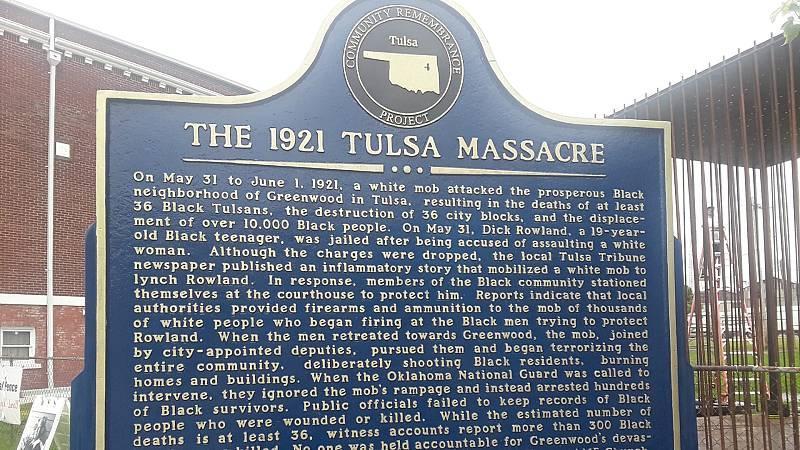 Cinco continentes - Tulsa, un siglo de la masacre - Escuchar ahora