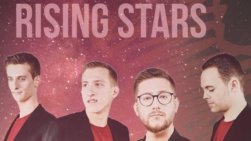 Entre dos luces - Kebyart, 'rising stars' - 01/06/21 - escuchar ahora