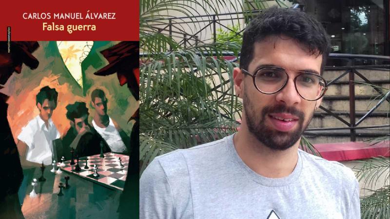 "Hora América en Radio 5 - ""Falsa guerra"",de Carlos Manuel Álvarez - 01/06/21 - Escuchar ahora"