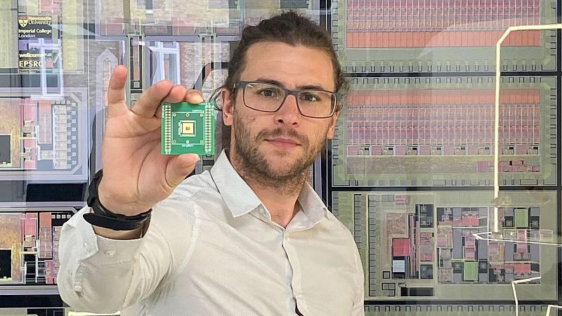 Punto de enlace - Miguel Cacho investiga cámaras de móvil para diagnosticar enfermedades - 01/06/21 - escuchar ahora