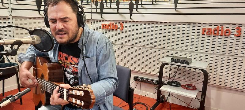 Como lo oyes - Jimmy Barnatán y el momento de Ismael Serrano - 01/06/21 - escuchar ahora