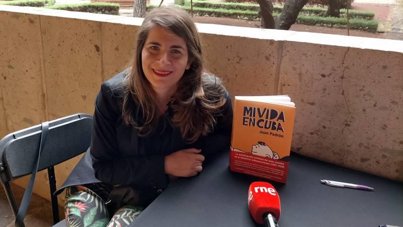 Hora América de cine - Silvia Padrón presenta 'Mi vida en Cuba', autobiografía de su padre, el ilustrador cubano Juan Padrón - escuchar ahora