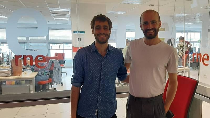 La sala - Fernando Delgado-Hierro y Pablo Chaves Maza - 02/06/21 - Escuchar ahora