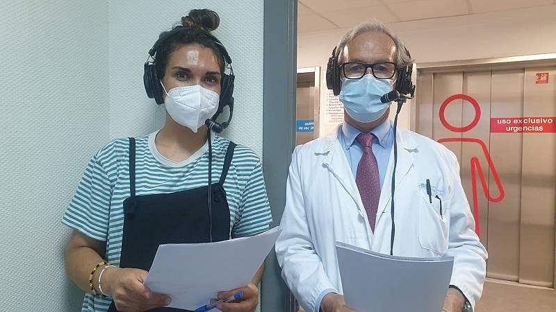 Por tres razones - La gestión de la pandemia del Hospital La Paz de Madrid, desde dentro