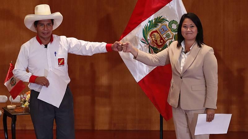 Cinco continentes - Perú: los medios toman parte en campaña - Escuchar ahora