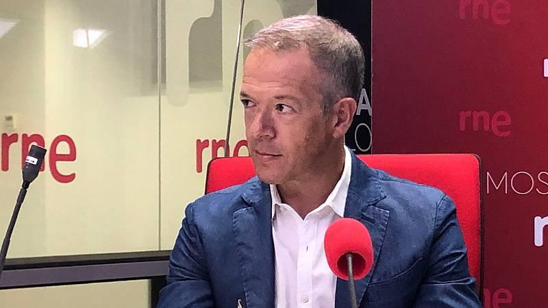 """24 horas - Ander Gil, PSOE: """"Las decisiones valientes y audaces ayudan a los ciudadanos""""  - Escuchar ahora"""