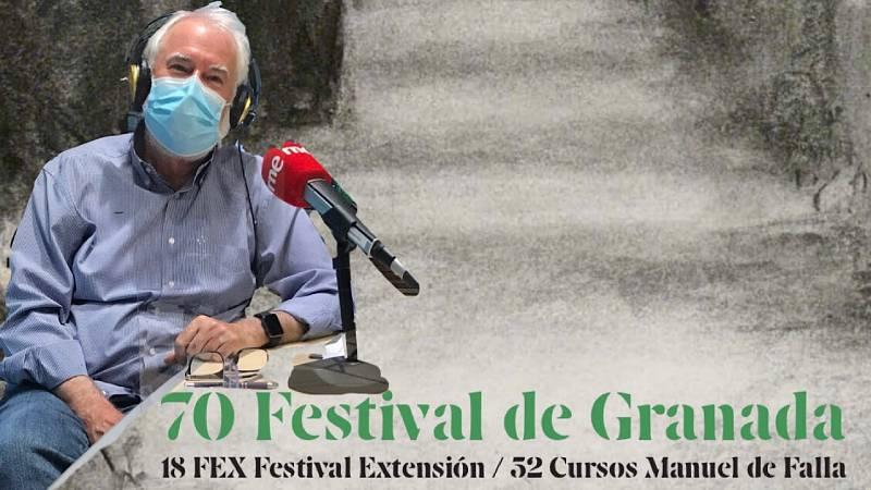 Entre dos luces - Granada, sueño de muchas noches de verano - 03/06/21 - escuchar ahora