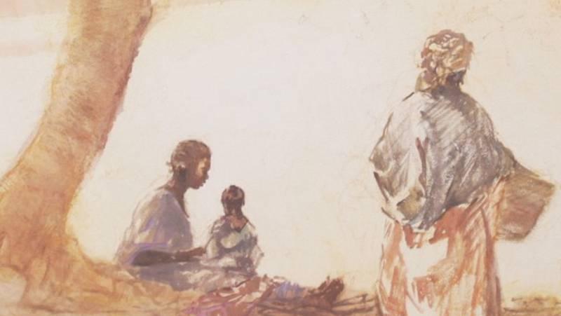 África hoy - Casa Árabe dedica una exposición a las 'Mujeres del Sahel' - 02/06/21 - escuchar ahora