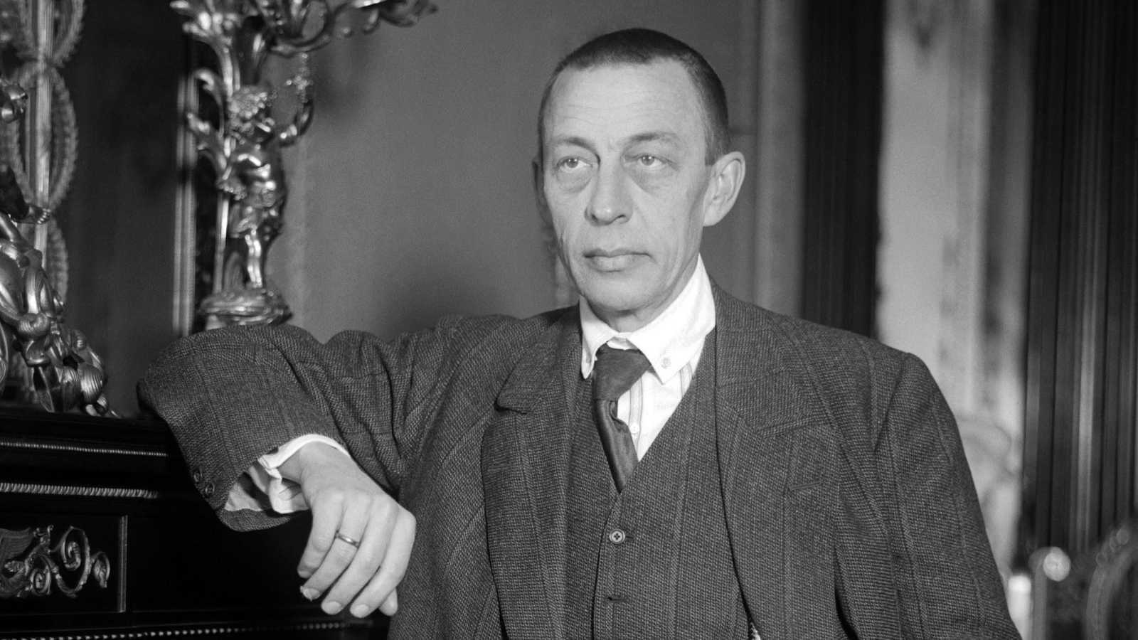 Relato sobre la memoria de Rachmaninov - escuchar ahora