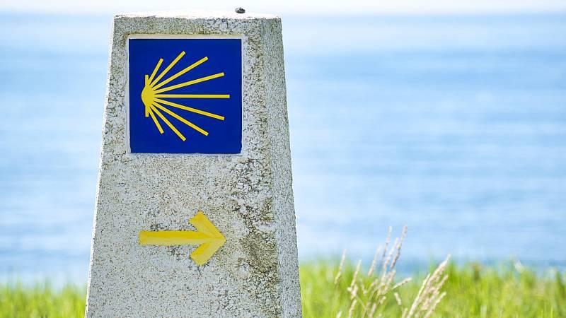 Punto de enlace - Se abre al peregrino el Camino de Santiago de la ría Muros-Noia - 03/06/21 - escuchar ahora