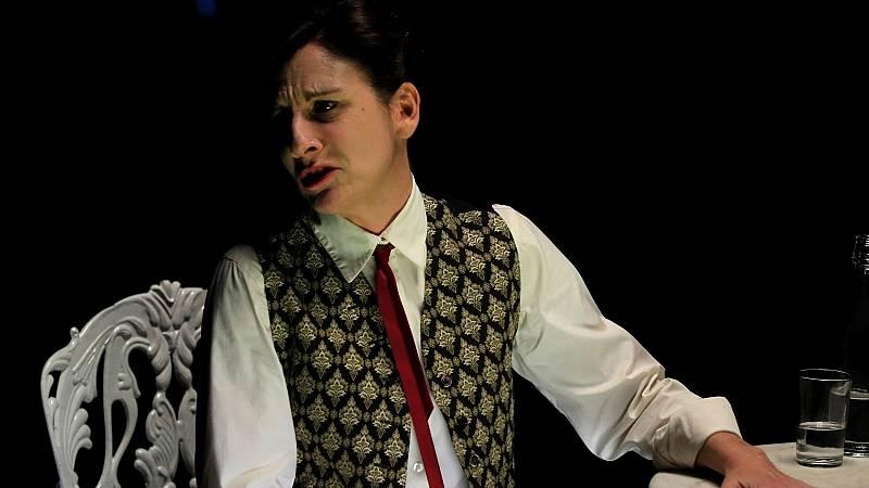 Tarde lo que tarde - 'Los que hablan', una función protagonizada por Malena Alterio