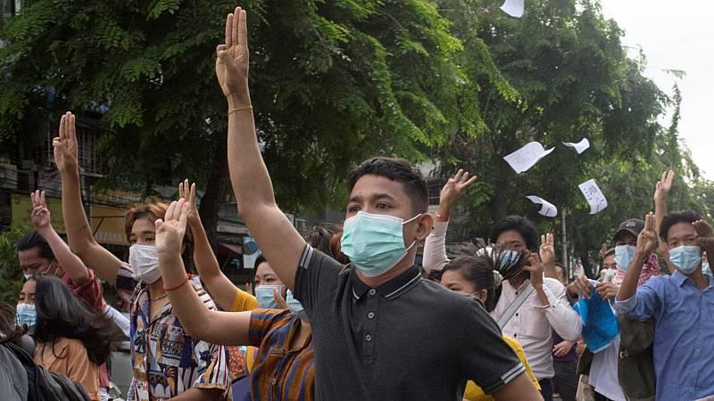 Cinco continentes - Birmania: Suu Kyi, en paradero desconocido - Escuchar ahora