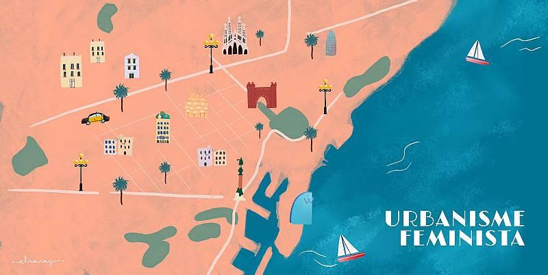 Feminismes a Ràdio 4 - Urbanisme Feminista - Escoltar Ara